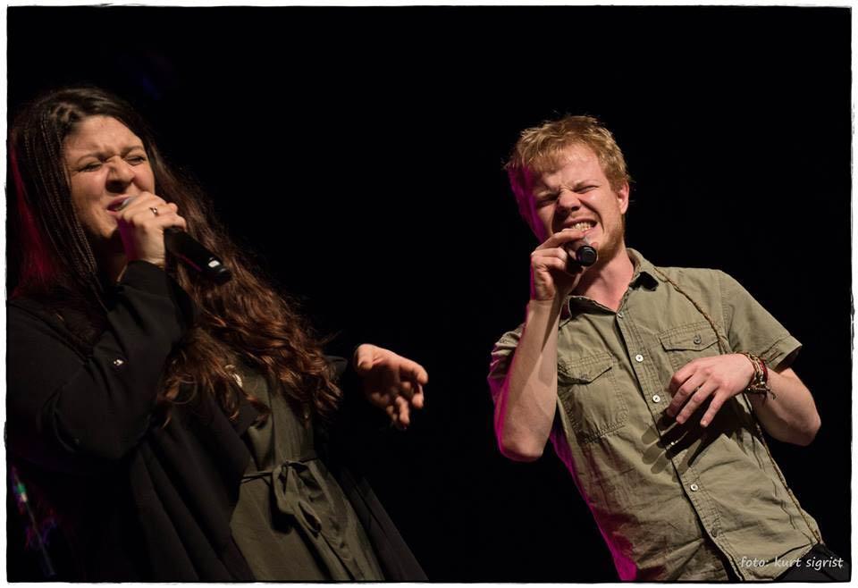 Antonio Garcia und Seyda Sibel Live